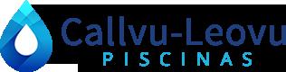 Callvu-Leovu Piscinas Logo